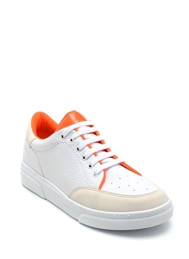 Derimod Kadın Ayakkabı(Bn-30120-Drm) Casual Beyaz
